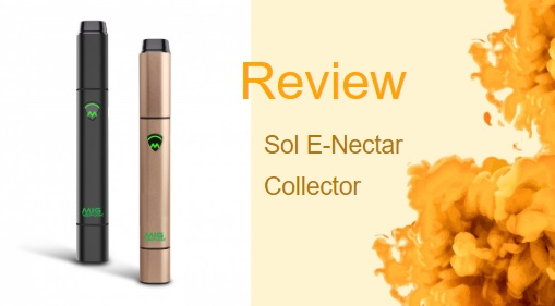 Mig Vapor Sol E-Nectar Collector Review: A Portable Dab and Wax Rig