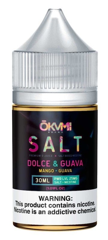 Dolce & Guava (salt nic) Vape Juice