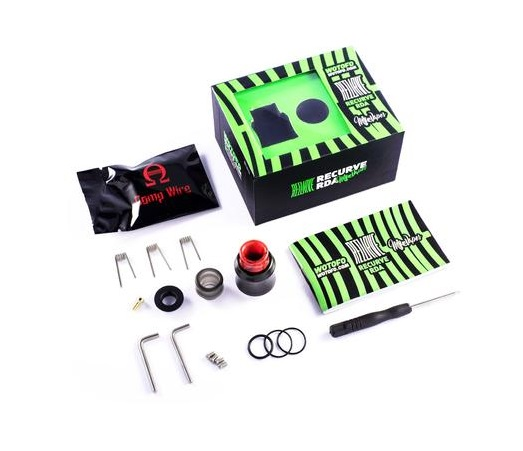 Wotofo Recurve RDA kit
