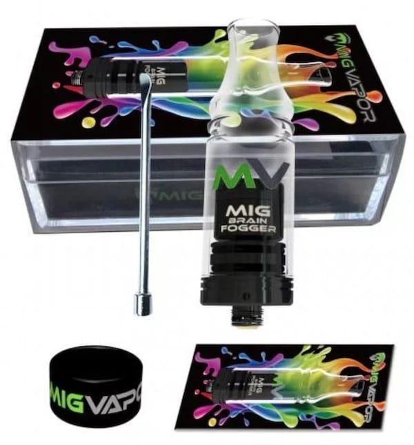 Brain Fogger Wax Atomizer Pen Tank