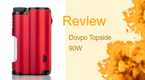 Dovpo Topside Squonk Mod Review: A Convenient, Versatile Way to Squonk