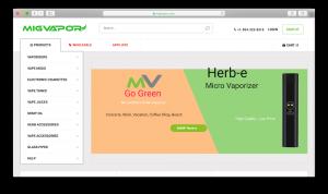 mig vapor website