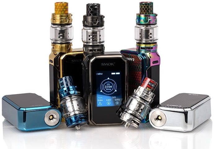 19 Best Vape Mods and Box Mods to Buy in 2019 — Guide and Reviews