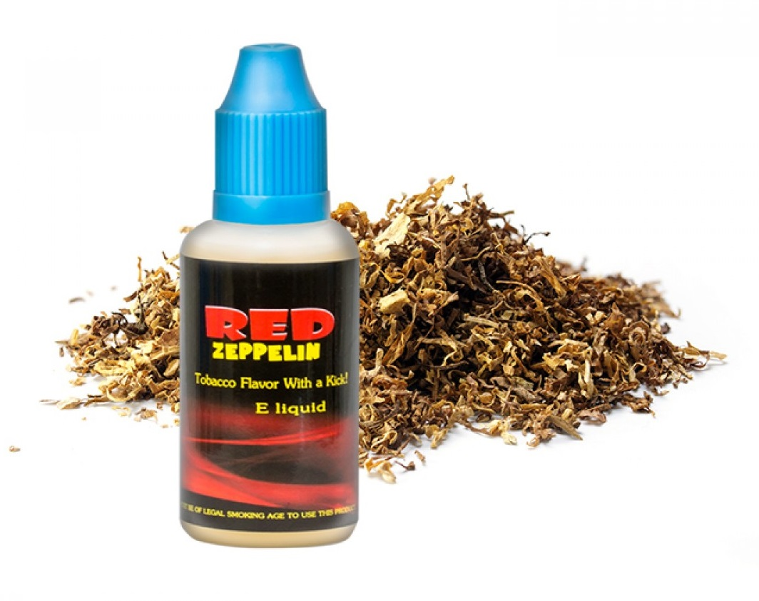 Red Zeppelin — Classic Tobacco E-juice by Mig Vapor