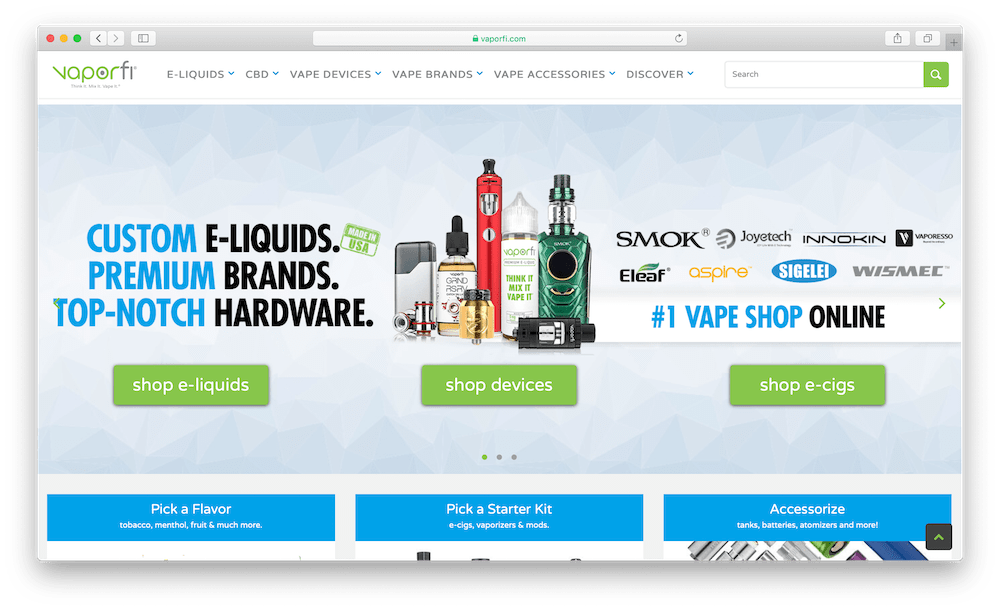 Vaporfi Vape Shop