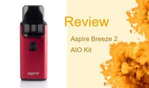 Aspire Breeze 2 review