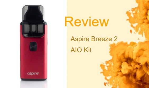 Aspire Breeze 2 AIO Starter Kit review