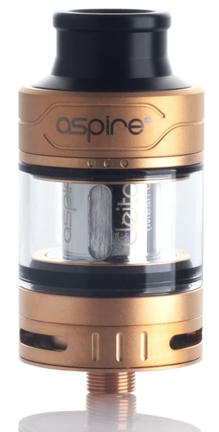 Aspire Cleito 120 Pro Sub-Ohm Tank gold