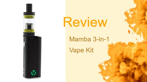 3 in 1 Vaporizer Mamba – Won't Bite, But It Does Pack a Punch