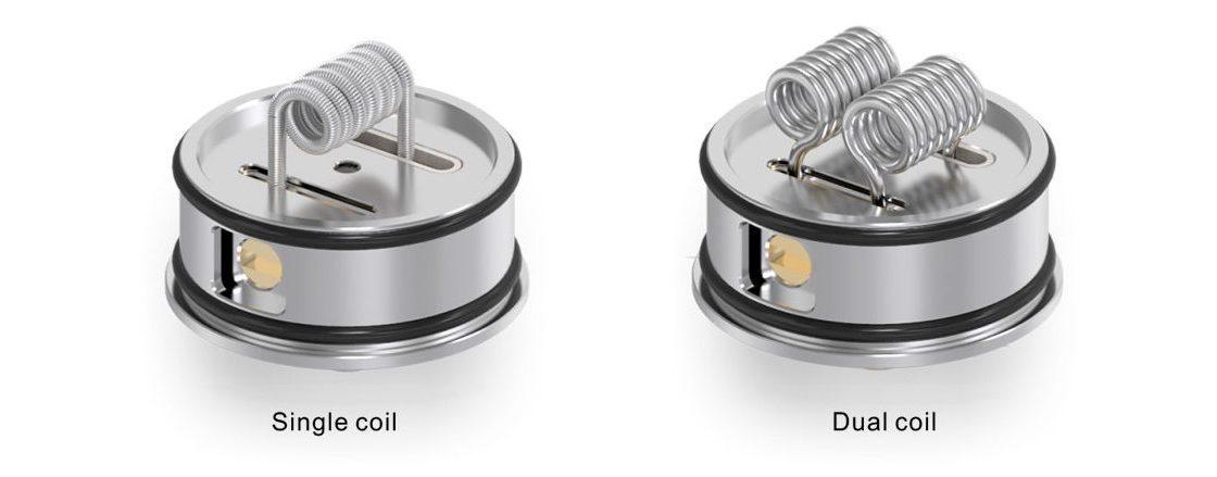 Vandy Vape Mech RDA coils