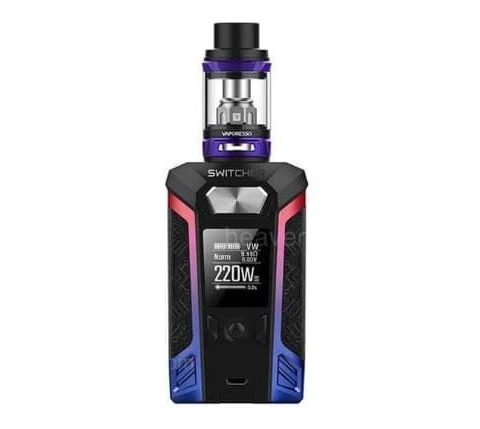 Vaporesso Switcher 220W blue