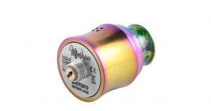 Wotofo Recurve RDA gold reinbow
