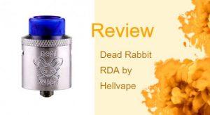 dead rabbit rda hellvape review