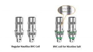 Aspire Nautilus AIO coils image