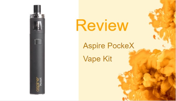 Aspire PockeX — Pocket AIO Vape Kit