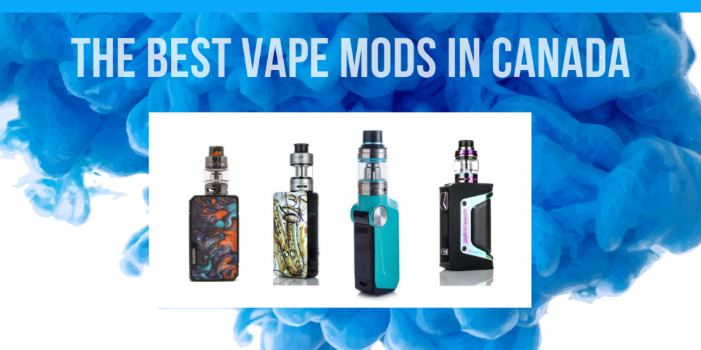 4cbc7646857 19 Best Vape Mods and Box Mods to Buy in 2019 — Guide and Reviews