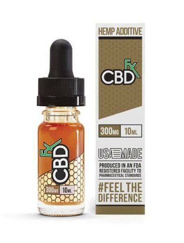CBD Oil Vape Additive