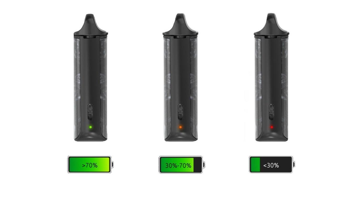 SMOK Mico battery light img