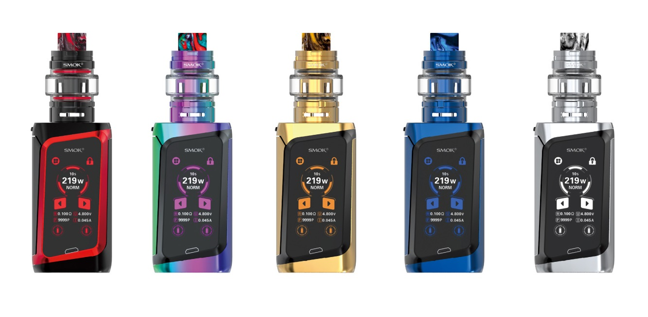 SMOK Morph 219 colors img