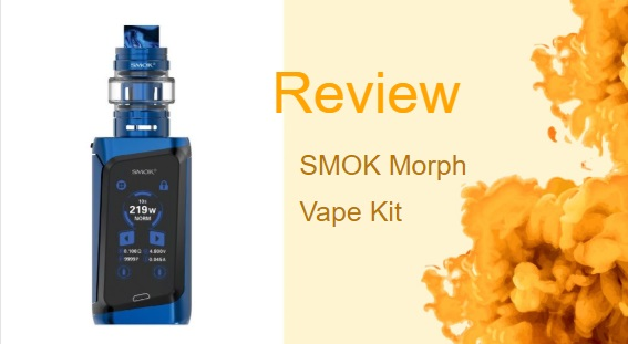 The SMOK Morph 219W Starter Kit Review: An Intelligent, Compact Mod