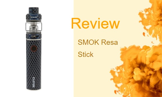 SMOK Resa Stick Review: A Vape Pen with Mech Mod Capabilities