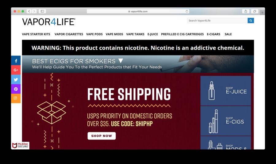 Vapor4Life — Best E-Cigarette Products Supplier Review