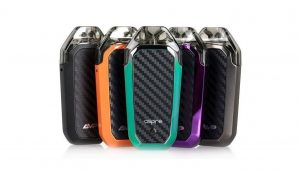 Aspire AVP Vape Pod colors image