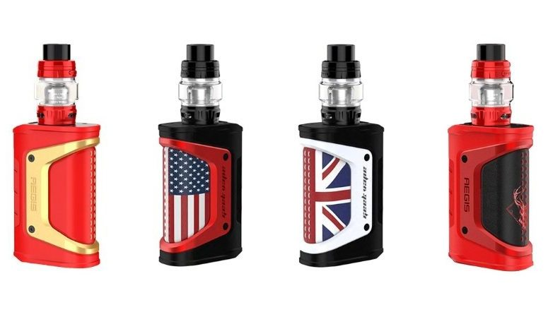 GeekVape Aegis Legend colors image