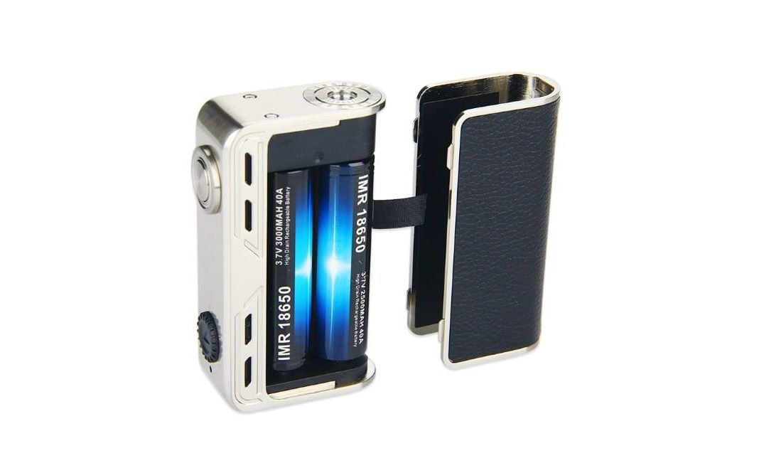 Smoant Charon 218W Mod with batteries img