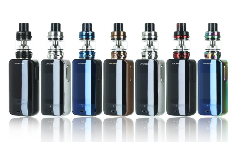 Vaporesso LUXE 220W colors image