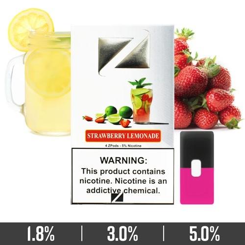 ziippods_strawberrylemonade vapor4life image