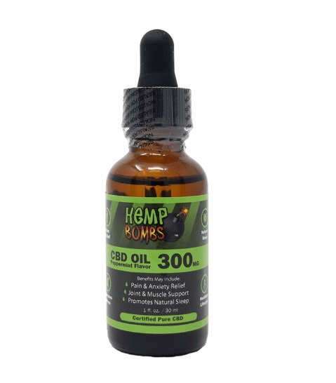 300mg CBD Oil image