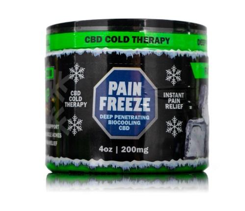 CBD Pain Rub image