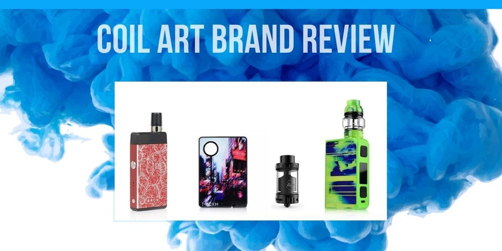 CoilART: A Vaping Hardware and Apparel Company