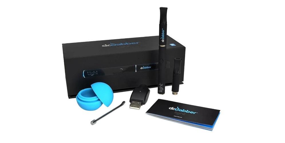 Dr. Dabber Light Vaporizer starter kit image