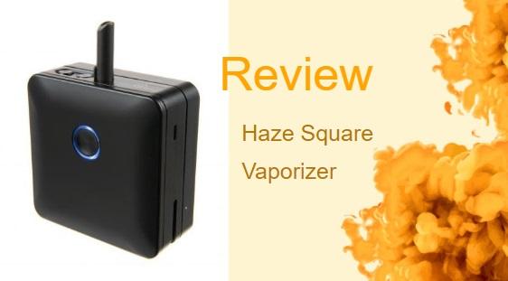 Haze Square Vaporizer Review: Quality, On-Demand Vapor