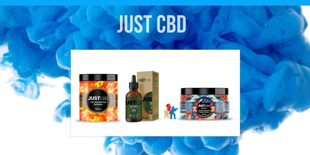 JustCBD Review: Industry-leading CBD Quality