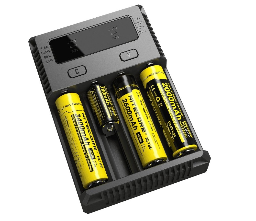 The Nitecore Intellicharger i4 image