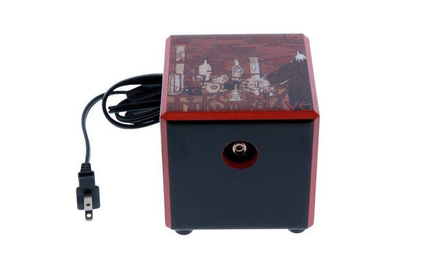 hot box vaporizer review image