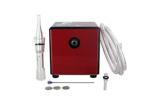 hot box vaporizer starter kit review