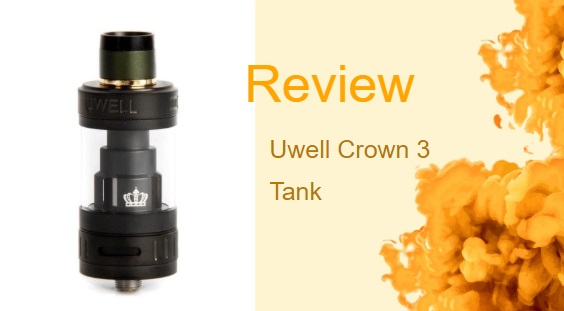 uwell crown 3 tank review image