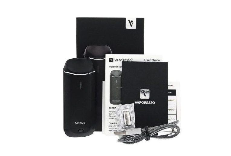 vaporesso nexus sterter kit image