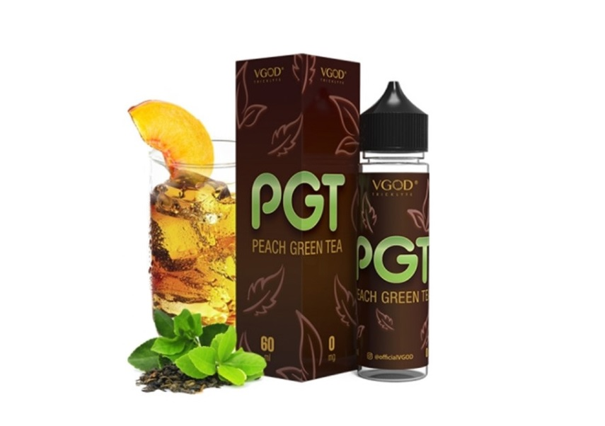 Peach Green Tea (PGT) by VGOD – the Detailed Review