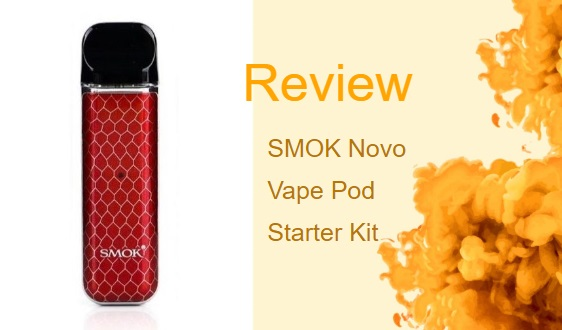Smok Novo Kit review