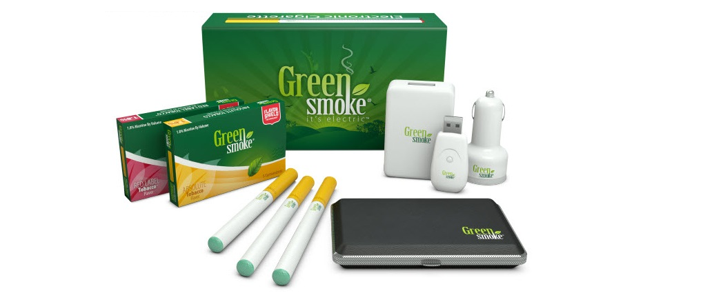 Green Smoke E-Cigs Review – Portable and Intense Cig-A-Like