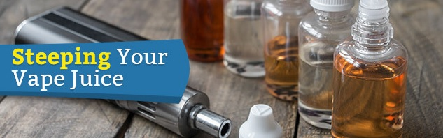 How to Steep E-Juice: Endless Customization For Less Price