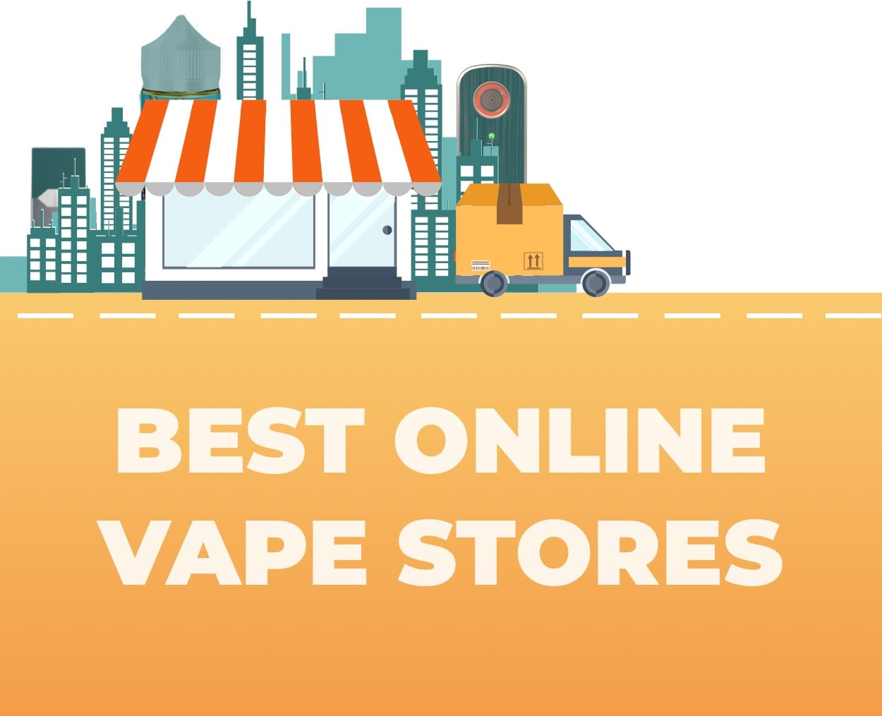 Best Online Vape Stores and Shops in the U.S.