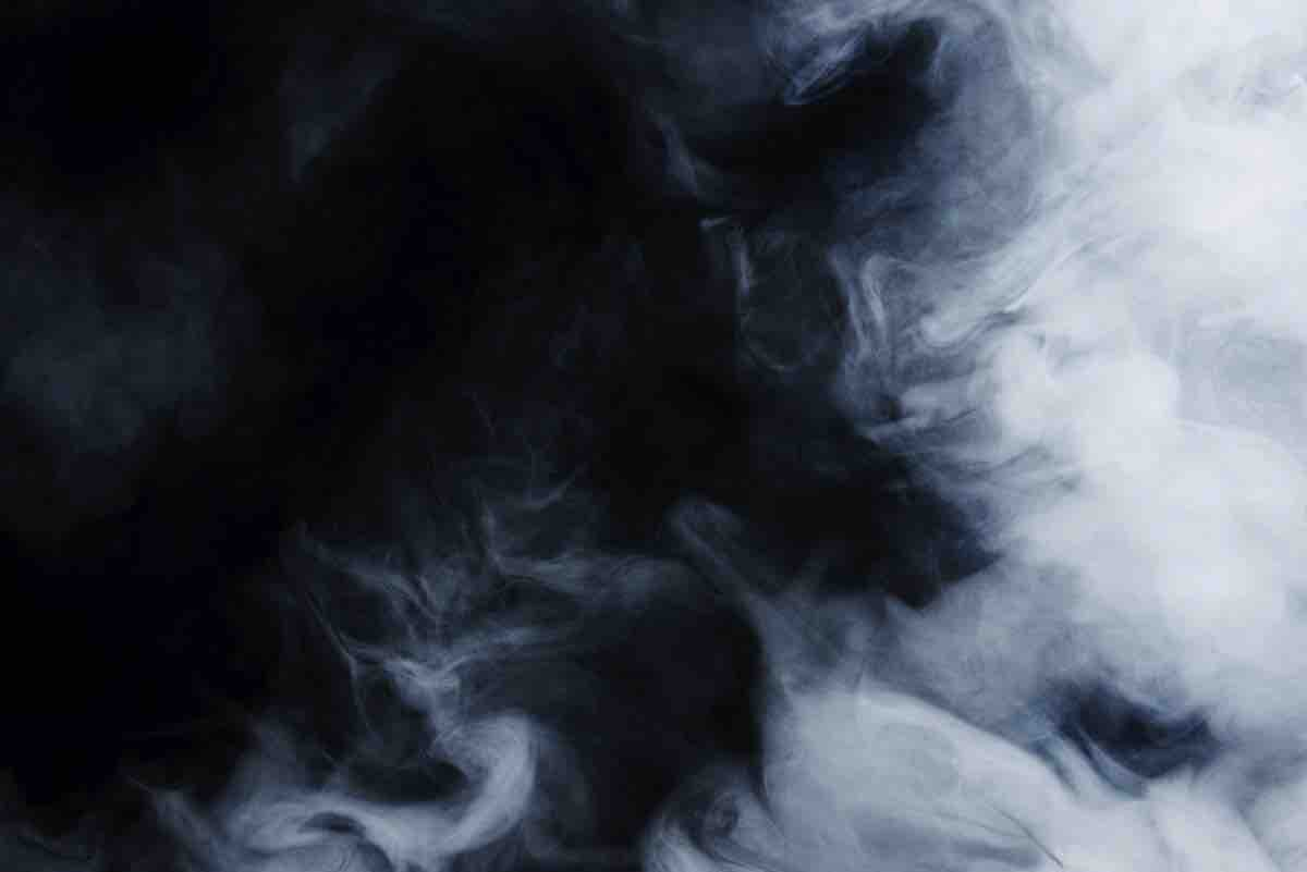 black cloud vaping