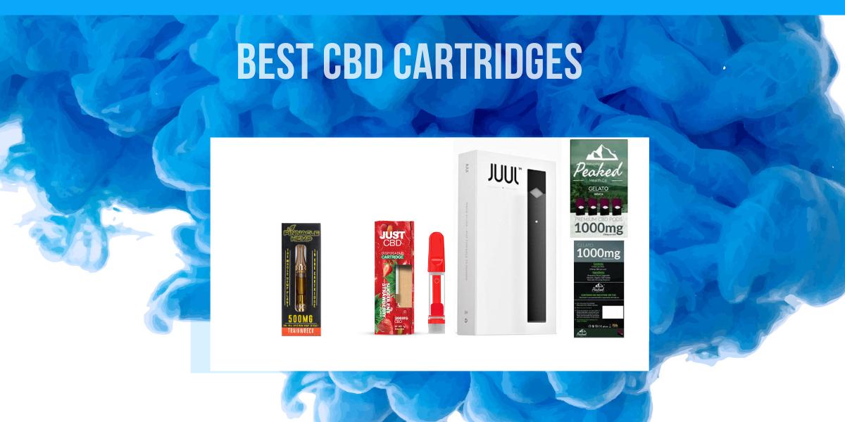 GRN CBD Vape Cartridges