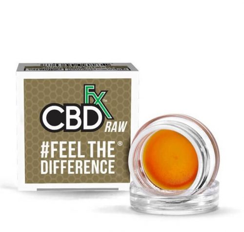 cdb wax by cbdfx - image